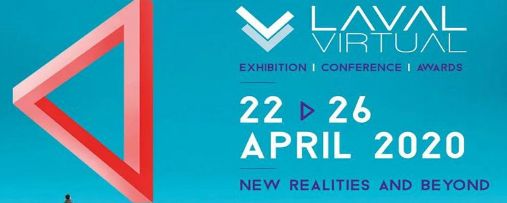 Découvrir la Laval Virtual 2020