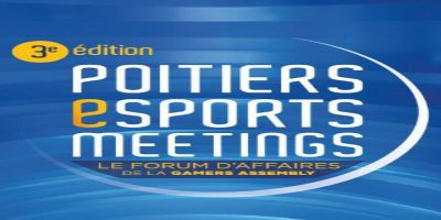 Rencontre E-Sport au Poitiers Espots Meeting 2020