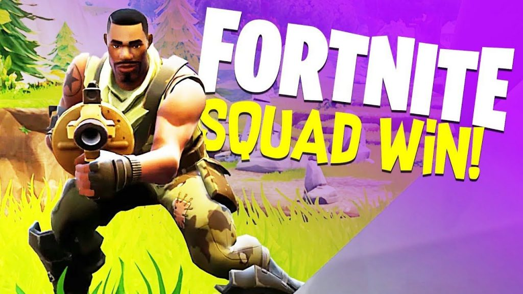 Tournoi Squad Fortnite